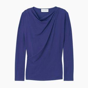 MM Lafleur Winfrey Top - Indigo Blue XS